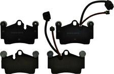 Disc Brake Pad Set-PSM Semi-Met Disc Brake Pad Rear Autopart Intl 1402-63583