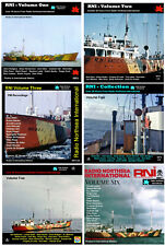 More details for pirate radio northsea international (rni) vols 1,2,3,4,5 & 6  listen in your car