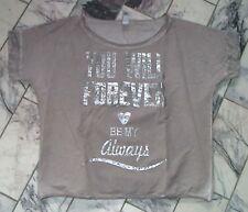 BC - schickes T-shirt - oversized - super Stretch Qualität - Gr. 44 - NEU