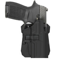 Paddle Holster For Sig Sauer P320 full size P320 RX X Carry Tactical Holster RH