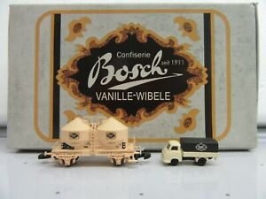"Z - Marklin 80029 Special Edition Museums Car 2017 ""Bosch Wibele"" - New and Rare"