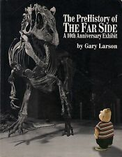 THE PREHISTORY OF THE FAR SIDE<>GARY LARSON ~