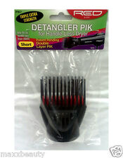 Red by Kiss Detangler PIK for Handle-Less Dryer(BD09) - Double Layer #PIK7
