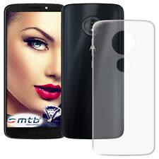 Custodia di TPU ultra slim per Lenovo /Motorola Moto G6 Play (5.7'')-trasparente