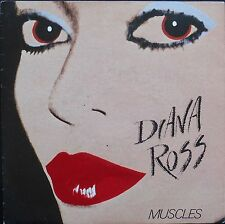 Andy WARHOL artwork sur disque vinyl 45tours DIANA ROSS