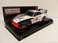 Slot Car Scalextric Scaleauto SC-9103 Porsche 935J Lemans 1982 Nº 63 Vegla