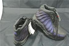 NIKE FOAMPOSITE TRAINERS SIZE 8 UK PURPLE/BLACK BOOTS SPECIAL EDITION RARE ACG