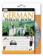 Eyewitness Travel Guide German Phrase Book and CD, DK Publishing