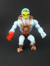 PRE- ORDER Laser light skeletor custom epoxy resin toy