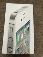 Apple iPhone 4S (64GB - White) Factory Unlocked