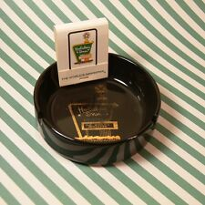 """Holiday Inn Vintage ASHTRAY with Unstruck  Matchbook """"The World's Innkeeper"""""""