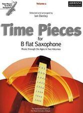 PEZZI di tempo per B FLAT SASSOFONO-Volume 1