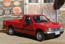 Chevrolet LUV 1990 Colombian Rare Diecast Scale 1:43 New In Box