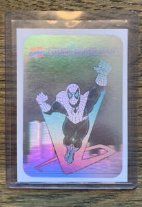 1990 Marvel Comics MH1 Cosmic Hologram Spider-Man