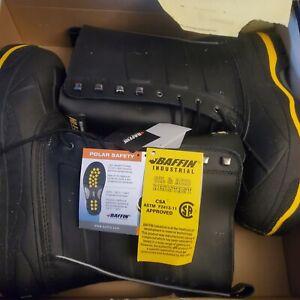 Baffin Granite Polar Proven POLA-MP03 Safety Boots SIZE 12 Brand New