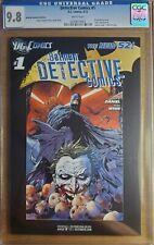 Detective Comics #1  CGC 9.8 - New 52 Retailer incentive variant 5th print htf