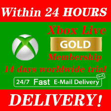 XBOX LIVE GAME PASS Ultimate - LIVE GOLD+GAMEPASS Region Free Fast Delivery