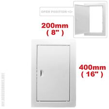 200 x 400 mm Metal Access Panel Inspection Revision Door Service Point Hatch