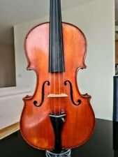 Old Antique French violin by H.Emile Blondelet