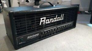 Randall RH300 G3 Head