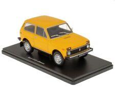 Lada Niva VAZ-2121 (1977) 1/24 Hachette - Voiture miniature Diecast ELC05