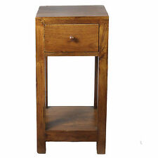 Solid Wood Square Side & End Tables