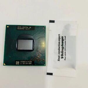 Intel Core 2 Duo T9300 CPU Dual-Core 2.5 GHz 6M 800MHz Socket P Processor