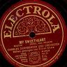 CHARLES DORNBERGER & ORCHESTER My Sweetheart / C'est vous Schellackplatte  S8949