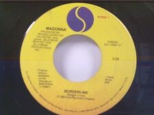 "MADONNA ""BORDERLINE / THINK OF ME"" 45"