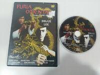 Furia Oriental Bruce Lee Wei Lo Nora Miao Jun Arimura Dvd Español