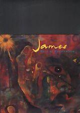 "JAMES - born of frustration EP 12"""