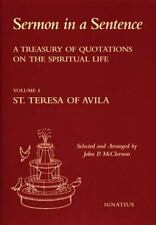 Sermon in a Sentence: A Treasury of Quotations on the Spiritual Life--Volume 4.