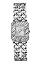 Guess W0126L1 Women's Watch Dazzly - Multiband Strand Silver