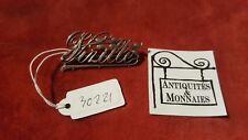 Silver - Ref30221 Brooch Antique Solid