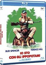 Blu Ray Io Sto con gli Ippopotami - (1979) - Bud Spencer Terence Hill ....NUOVO
