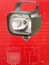 35W HID Spot/ Worklight 24V Headlight Machinery Earthmoving