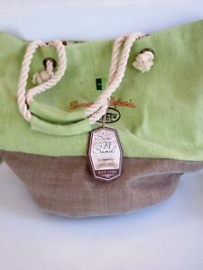 New with Tags OUTBACK BOWL 30th Anniversary Ladies TOTE BAG BEACH BAG CARRY ALL