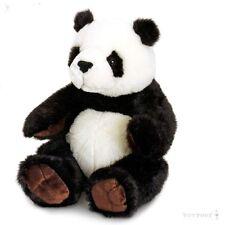 Panda Sitting 30cm Plush Wild Animal Stuffed Teddy Bear Soft Toy Kids Adults