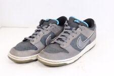 Nike 6.0 Mens 10.5 Dunk Low Skateboard SB Skate Shoes Gray Dark Cinder
