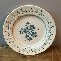 "Vtg Royal China Co Americana Country Charm USA Microwave Safe Dinner Plate 10.5"""