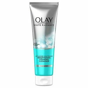 Olay White Radiance Advanced Whitening Fairness Foaming Face Wash Cleanser, 100g