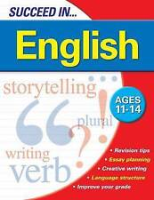 Succeed in English Revision Book 11-14 Secondary School KS3