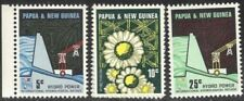 Independent Nation Plants Papua New Guinean Stamps