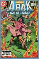 Arak Son of Thunder #30 1984 DC c