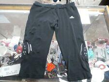 5ee8bba24830 Women s adidas Compression Capri pants size Medium black  26879