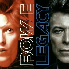 David Bowie Legacy EU Limited 180gm Vinyl 2 LP Gatefold New/