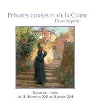 Peintres corses et de la Corse Vol 2