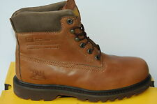 Caterpillar Bruiser Chaussures Homme 40 Bottes Bottines Montantes Colorado Neuf