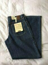 Brax Donker Blauwe Carlos Heren Jeans Maat W33/L30 Nieuw Met Labels