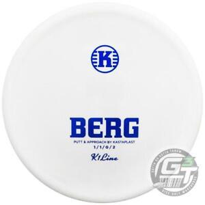 NEW Kastaplast K1 Berg Putter Golf Disc - COLORS WILL VARY